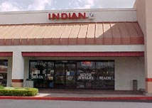 Indian Store in Escondido where Shelly sells her baskets